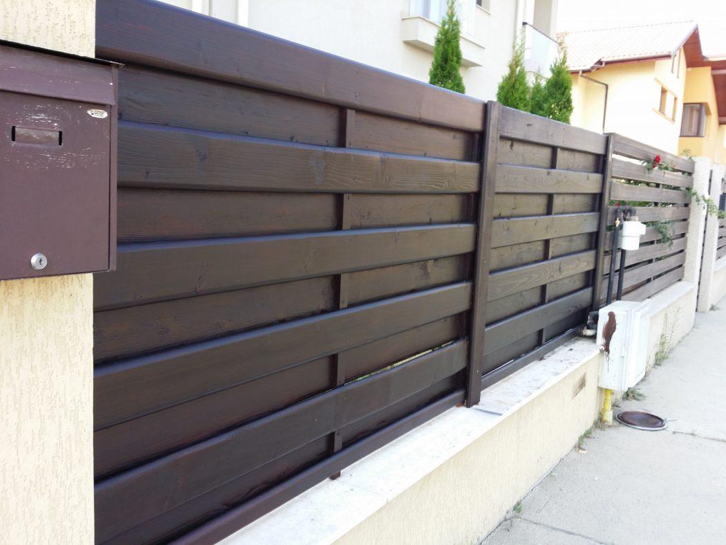 Garduri Din Lemn Pentru Gradina Garduri Din Lemn Modele Terase Din Lemn