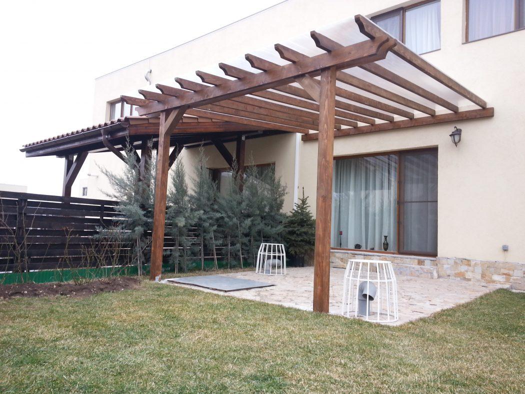 imagini pergole din lemn garduri din lemn modele terase din lemn. Black Bedroom Furniture Sets. Home Design Ideas